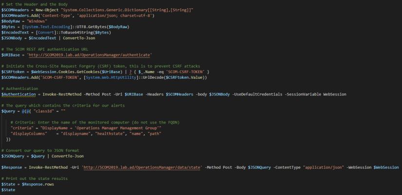 REST-API-State
